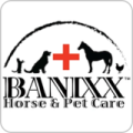 BANIXX HORSE & PET CARE Logo