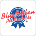 BLUE RIBBON PET Logo