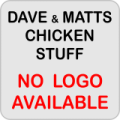DAVE & MATTS CHICKEN STUFF Logo