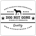DOG NOT GONE Logo