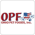 OHIO PET FOODS Logo
