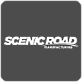 SCENIC ROAD MANUFACTURING Logo