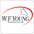 W F YOUNG Logo