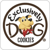 Exclusively Dog Cookies Logo