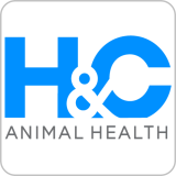 H&C ANIMAL HEALTH Logo