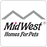 MIDWEST HOMES FOR PETS Logo